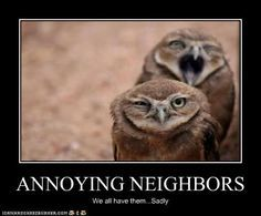 Which Cities Have the Most Annoying Neighbors?